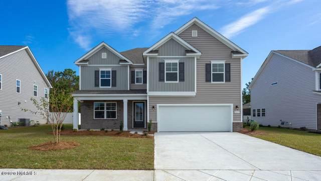 258 Salt Meadow Lane Lot 68, Newport, NC 28570 (MLS #100291070) :: Berkshire Hathaway HomeServices Hometown, REALTORS®