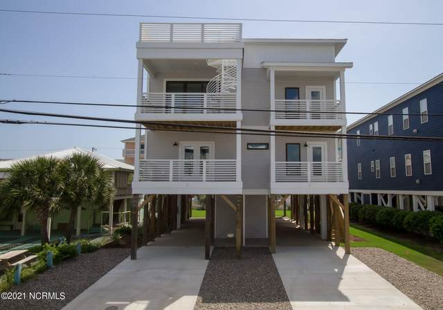 1606 Canal Drive, Carolina Beach, NC 28428 (MLS #100291092) :: Berkshire Hathaway HomeServices Hometown, REALTORS®