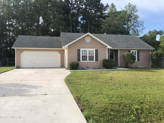 218 Glenwood Drive, Hubert, NC 28539 (MLS #100291095) :: Berkshire Hathaway HomeServices Hometown, REALTORS®
