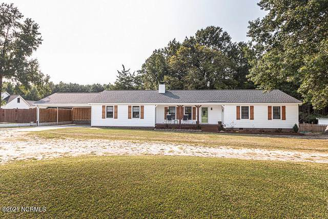 7198 S Old Carriage Road, Rocky Mount, NC 27803 (MLS #100291097) :: Thirty 4 North Properties Group
