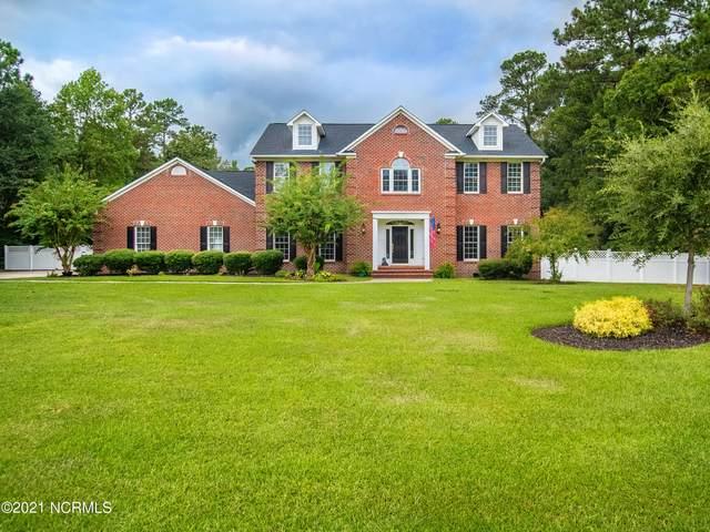 221 Creedmoor Road, Jacksonville, NC 28546 (MLS #100291098) :: Vance Young and Associates