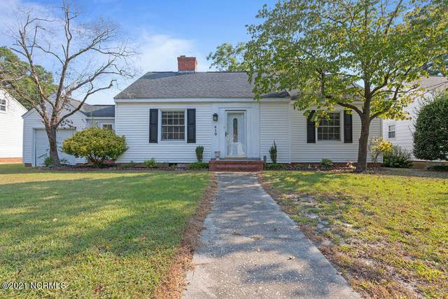 410 Brentwood Avenue, Jacksonville, NC 28540 (MLS #100291132) :: The Oceanaire Realty