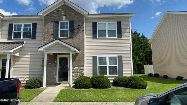 116 Chandler Drive G, Greenville, NC 27834 (MLS #100291137) :: The Tingen Team- Berkshire Hathaway HomeServices Prime Properties