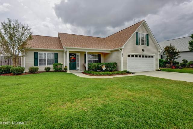 630 Castine Way, Wilmington, NC 28412 (MLS #100291142) :: Berkshire Hathaway HomeServices Hometown, REALTORS®