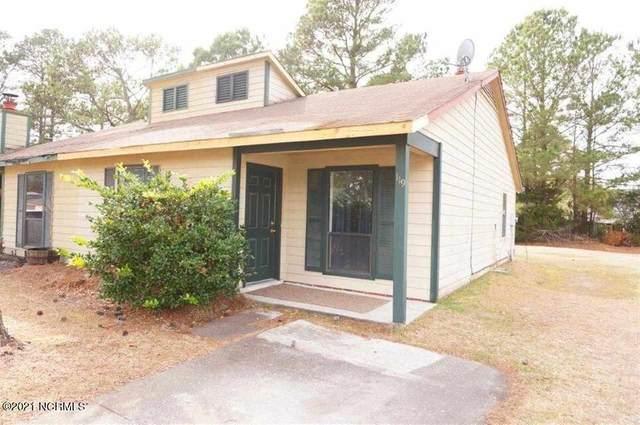 119 Village Circle, Jacksonville, NC 28546 (MLS #100291145) :: Barefoot-Chandler & Associates LLC