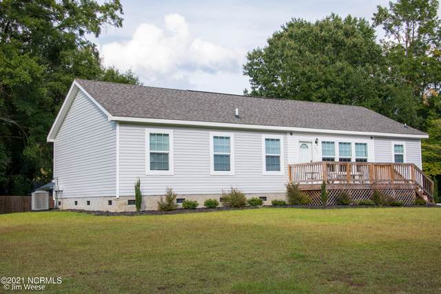 531 Cannon Boulevard, Grifton, NC 28530 (MLS #100291151) :: The Tingen Team- Berkshire Hathaway HomeServices Prime Properties