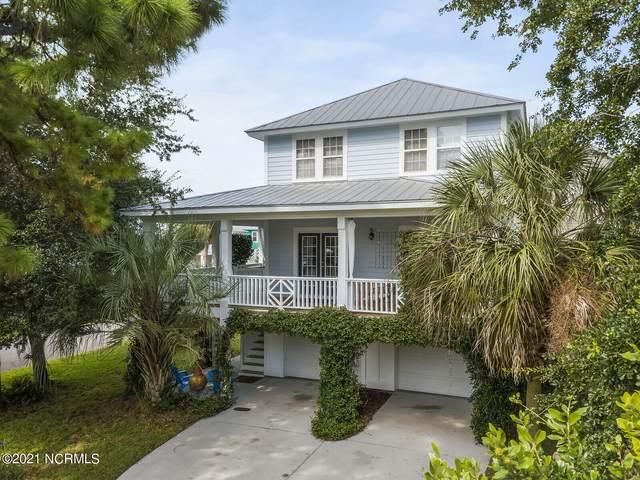 706 Mississippi Avenue, Kure Beach, NC 28449 (MLS #100291155) :: Berkshire Hathaway HomeServices Hometown, REALTORS®