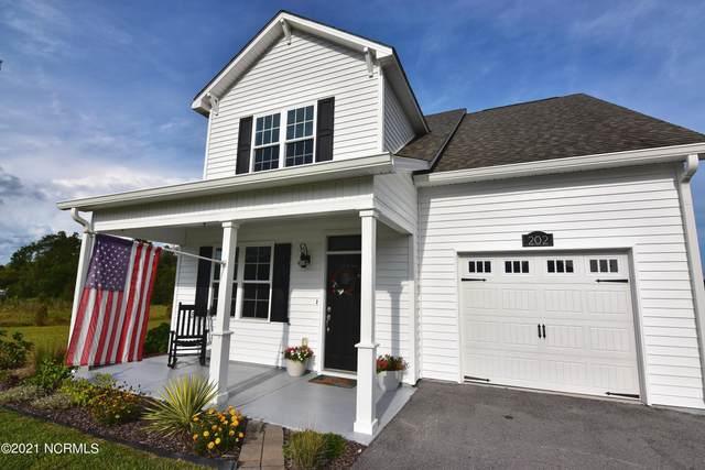 202 Silverthorn Court, New Bern, NC 28562 (MLS #100291157) :: Thirty 4 North Properties Group