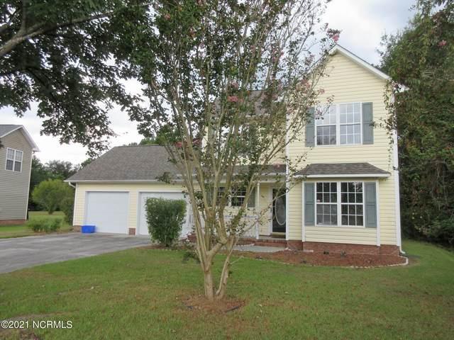 222 Yearling Loop, Jacksonville, NC 28540 (MLS #100291163) :: Berkshire Hathaway HomeServices Prime Properties