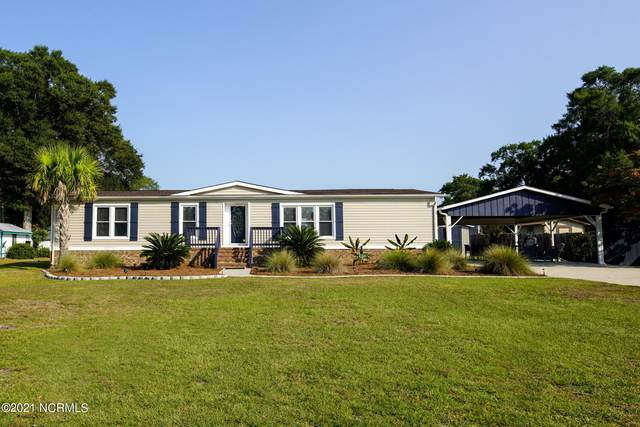 623 Magnolia Drive, Sunset Beach, NC 28468 (MLS #100291166) :: Berkshire Hathaway HomeServices Prime Properties