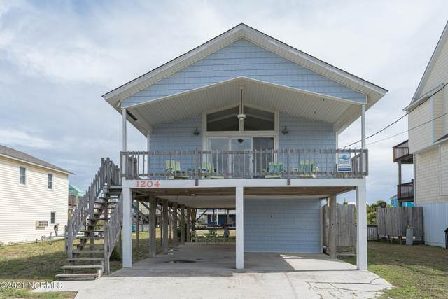 1204 N New River Drive, Surf City, NC 28445 (MLS #100291180) :: RE/MAX Elite Realty Group