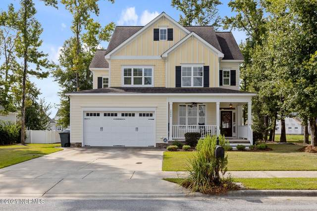 3804 Colony Woods Drive, Greenville, NC 27834 (MLS #100291182) :: Thirty 4 North Properties Group