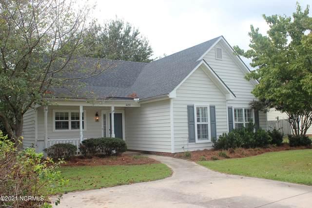 1633 Crabapple Lane, Rocky Mount, NC 27804 (MLS #100291190) :: Thirty 4 North Properties Group