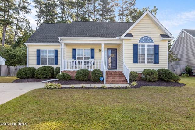 2316 Checkerberry Lane, Winterville, NC 28590 (MLS #100291205) :: Thirty 4 North Properties Group