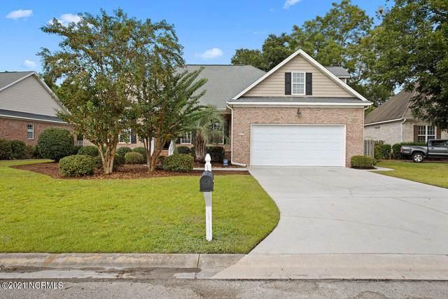 5157 Mako Drive, Wilmington, NC 28409 (MLS #100291213) :: Berkshire Hathaway HomeServices Prime Properties