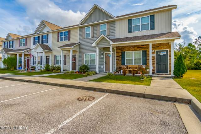 602 Ebb Tide Lane, Sneads Ferry, NC 28460 (MLS #100291214) :: Berkshire Hathaway HomeServices Hometown, REALTORS®
