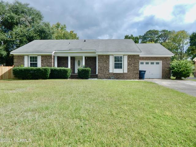 103 Ronny Court, Jacksonville, NC 28546 (MLS #100291215) :: Thirty 4 North Properties Group