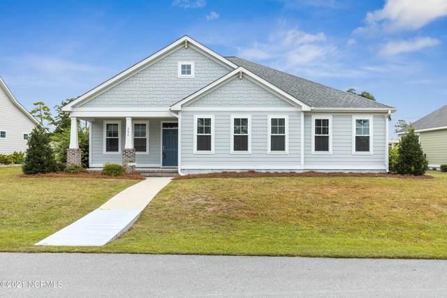204 Seagrass Way, Newport, NC 28570 (MLS #100291220) :: Barefoot-Chandler & Associates LLC
