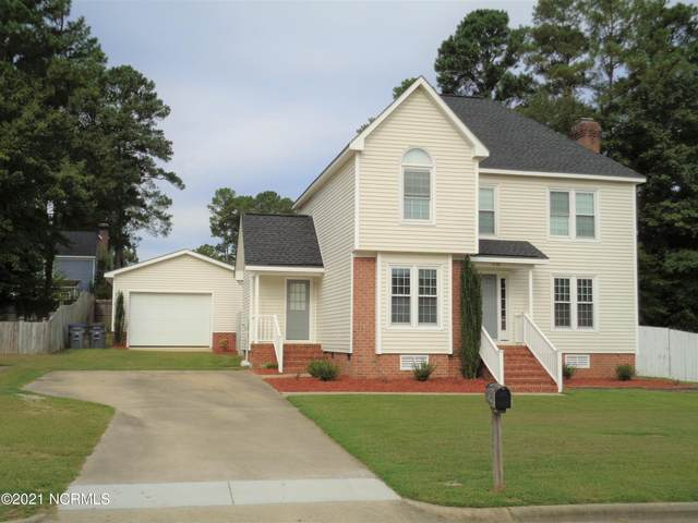 1732 Sparrow Hawk Lane, Rocky Mount, NC 27804 (MLS #100291225) :: Thirty 4 North Properties Group