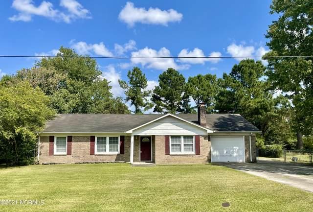105 Glen Drive, Havelock, NC 28532 (MLS #100291226) :: Thirty 4 North Properties Group