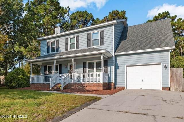 1011 Shadow Moss Court, Wilmington, NC 28412 (MLS #100291229) :: Berkshire Hathaway HomeServices Prime Properties