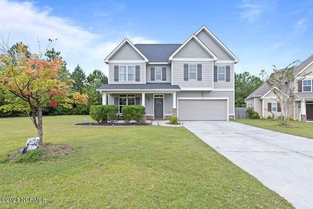 409 N Ponzer Court, Holly Ridge, NC 28445 (MLS #100291231) :: The Tingen Team- Berkshire Hathaway HomeServices Prime Properties