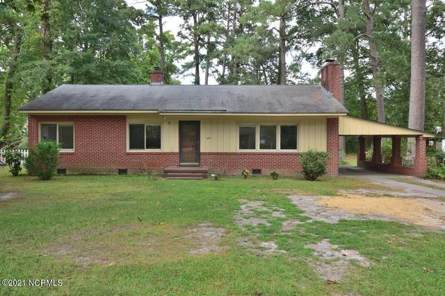 234 Clifton Road, Rocky Mount, NC 27804 (MLS #100291240) :: Thirty 4 North Properties Group