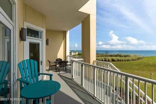 1435 Salter Path Road I-1, Atlantic Beach, NC 28512 (MLS #100291241) :: Shapiro Real Estate Group