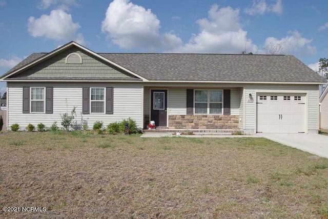 607 Parsley Drive, Hubert, NC 28539 (MLS #100291251) :: RE/MAX Elite Realty Group