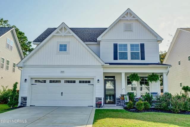 203 Downy Drive, Hampstead, NC 28443 (MLS #100291252) :: Berkshire Hathaway HomeServices Hometown, REALTORS®