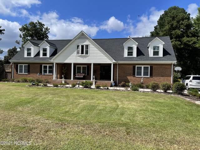 2401 Bluebird Lane, Greenville, NC 27858 (MLS #100291260) :: Thirty 4 North Properties Group