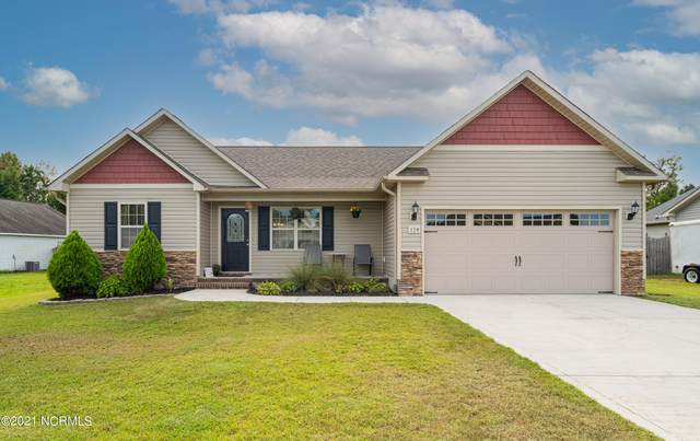 114 Heavens Gate Drive, Jacksonville, NC 28546 (MLS #100291264) :: Thirty 4 North Properties Group