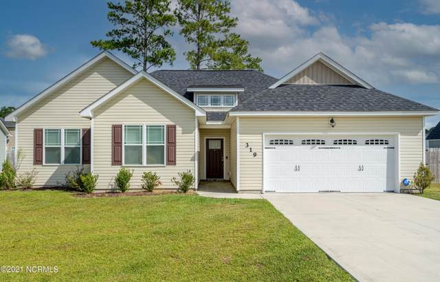 319 Adobe Lane, Jacksonville, NC 28546 (MLS #100291267) :: Thirty 4 North Properties Group