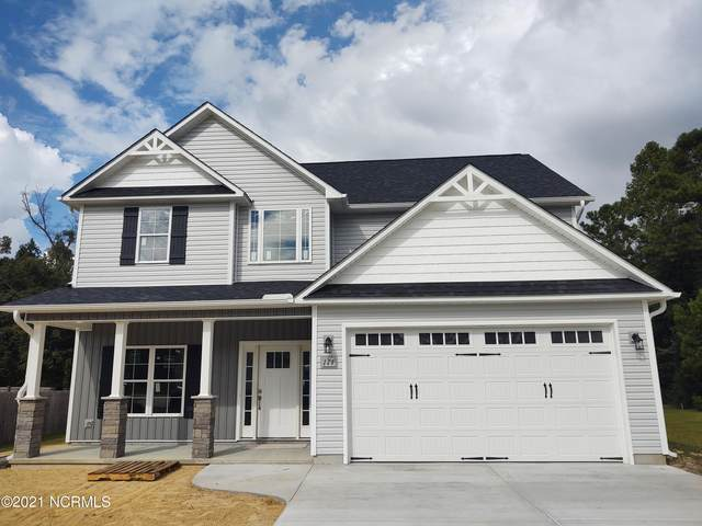 111 Ridge View Drive, Jacksonville, NC 28540 (MLS #100291268) :: Thirty 4 North Properties Group