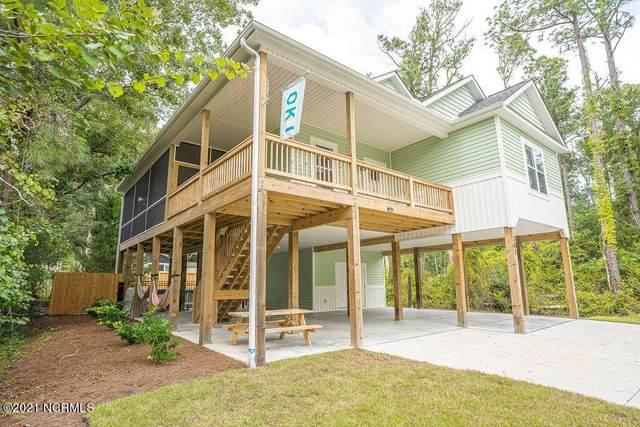 101 SE 11th Street, Oak Island, NC 28465 (MLS #100291270) :: Watermark Realty Group