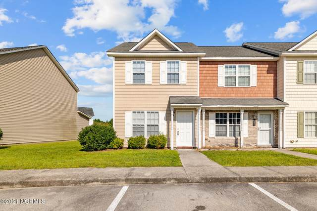 601 Streamwood Drive, Jacksonville, NC 28546 (MLS #100291281) :: Coldwell Banker Sea Coast Advantage