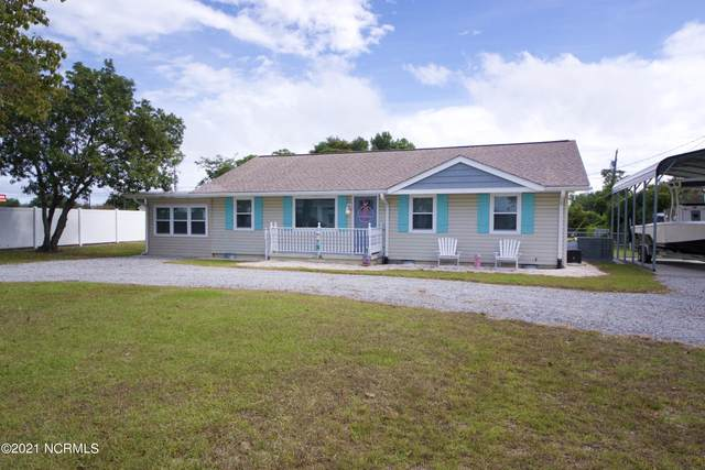 103 Dolphin Street, Cape Carteret, NC 28584 (MLS #100291283) :: The Tingen Team- Berkshire Hathaway HomeServices Prime Properties