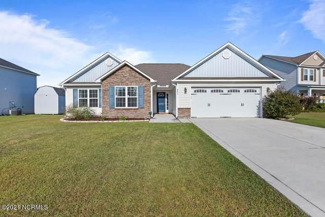 803 Fort Sumter Way, Swansboro, NC 28584 (MLS #100291290) :: The Tingen Team- Berkshire Hathaway HomeServices Prime Properties