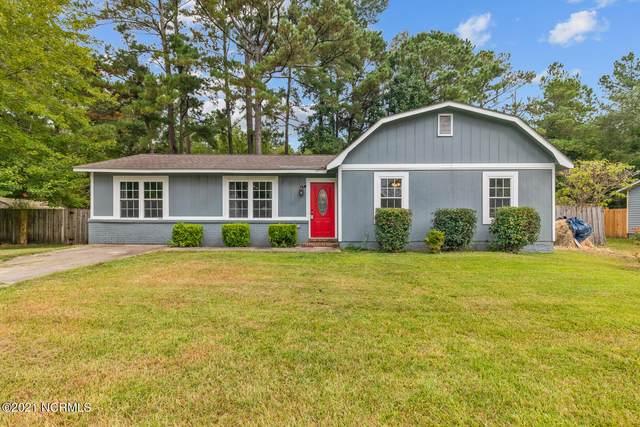 516 Walnut Drive, Jacksonville, NC 28540 (MLS #100291301) :: Courtney Carter Homes