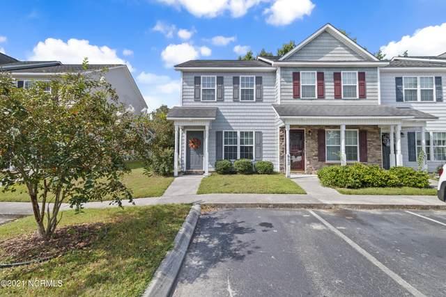27 Doris Avenue E Unit 601, Jacksonville, NC 28540 (MLS #100291304) :: Frost Real Estate Team