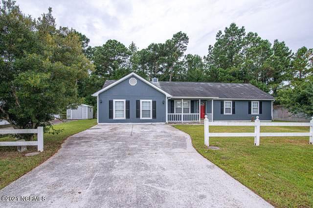 202 Glenwood Drive, Hubert, NC 28539 (MLS #100291306) :: RE/MAX Elite Realty Group