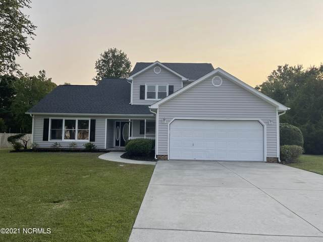 311 Foster Creek Road, Swansboro, NC 28584 (MLS #100291310) :: Shapiro Real Estate Group