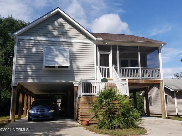 121 NW 24th Street, Oak Island, NC 28465 (MLS #100291323) :: Shapiro Real Estate Group