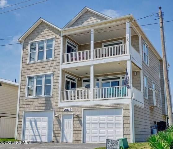 2819 S Shore Drive, Surf City, NC 28445 (MLS #100291326) :: Shapiro Real Estate Group