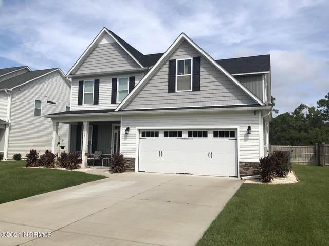 308 Tralee Road, Wilmington, NC 28412 (MLS #100291335) :: CENTURY 21 Sweyer & Associates