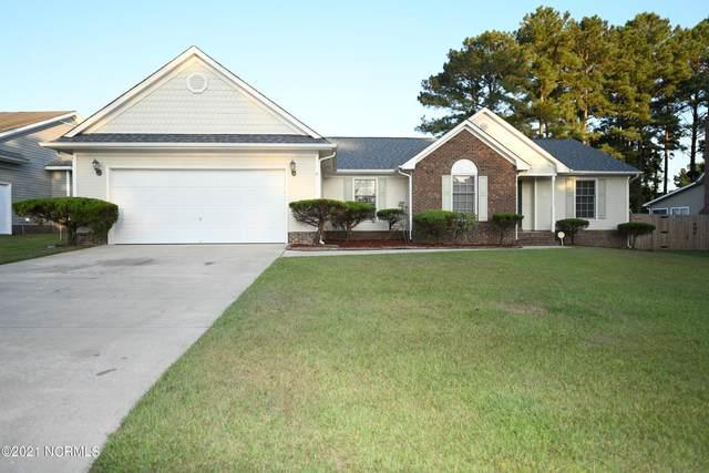527 Raintree Road, Jacksonville, NC 28540 (MLS #100291337) :: Frost Real Estate Team
