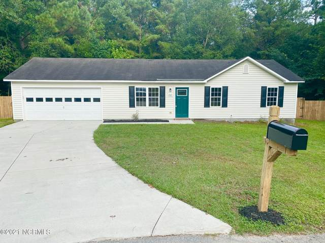 203 Grismill Court, Jacksonville, NC 28540 (MLS #100291343) :: Vance Young and Associates