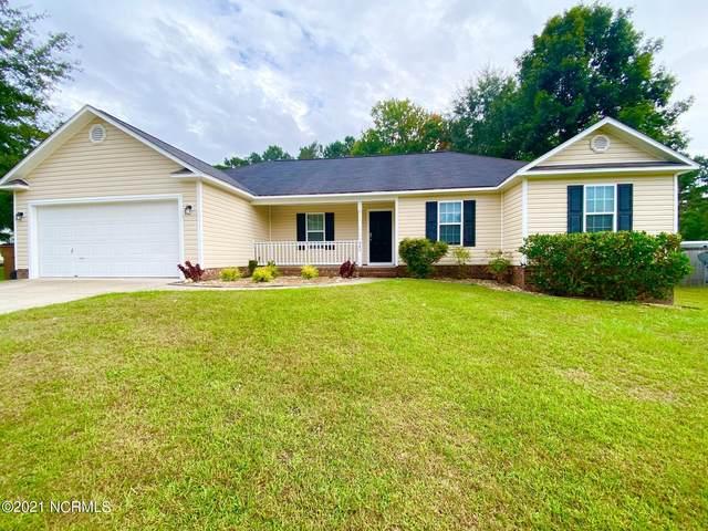 288 Brookstone Way, Jacksonville, NC 28546 (MLS #100291356) :: David Cummings Real Estate Team