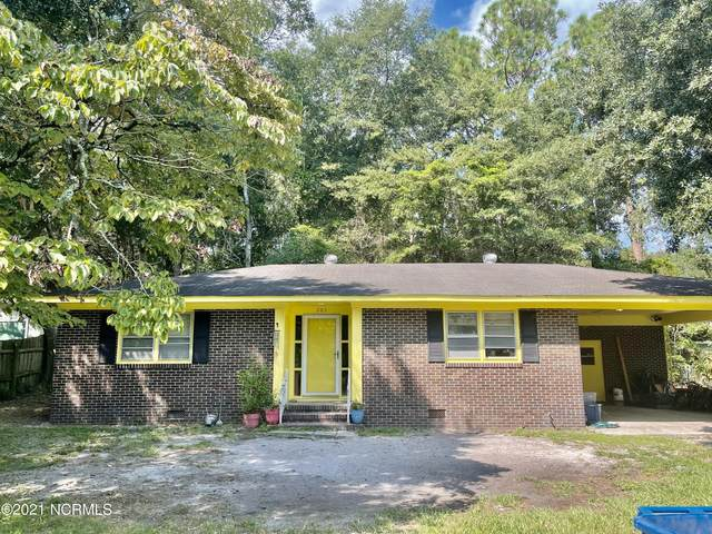 205 N Wallace Avenue, Wilmington, NC 28403 (MLS #100291377) :: The Keith Beatty Team
