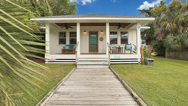 216 Raleigh Avenue, Carolina Beach, NC 28428 (MLS #100291396) :: The Oceanaire Realty